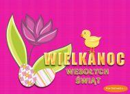 eKartki Wielkanoc Kwiat na Wielkanoc,