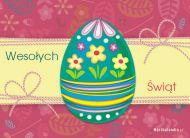 eKartki elektroniczne z tagiem: e-Kartka na Wielkanoc Piêknie malowane,