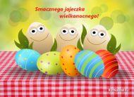 eKartki Wielkanoc Smacznego jajeczka,