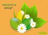 eKartki Wielkanoc Święcone jajka,