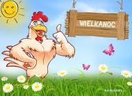eKartki elektroniczne z tagiem: e-Kartka wielkanocna Udanej Wielkanocy,