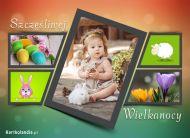 eKartki elektroniczne z tagiem: e-Kartka wielkanocna Urok Wielkanocy,