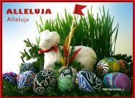 eKartki elektroniczne z tagiem: e-Kartka na Wielkanoc Weso³ego Alleluja,