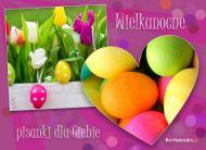 eKartki Wielkanoc Wielkanocne pisanki,