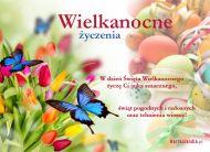 eKartki Wielkanoc Wiosna na Wielkanoc,