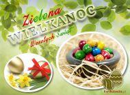 eKartki elektroniczne z tagiem: Darmowe e-kartki Wielkanoc Zielona Wielkanoc,