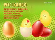 eKartki Wielkanoc Życzenia od serca,