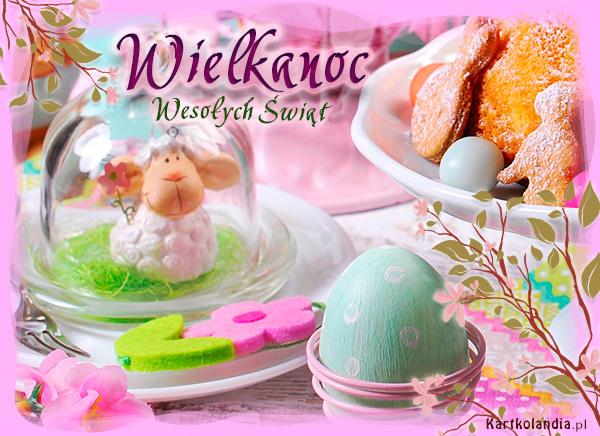 Wielkanocny poczęstunek