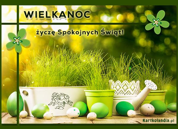 Zielona Wielkanoc