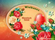 eKartki elektroniczne z tagiem: e-Kartki na święta Na Wielkanoc,