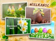 eKartki Wielkanoc Piękna Wielkanoc,