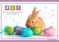 eKartki elektroniczne z tagiem: e-Kartki wielkanocne Świąteczny króliczek,