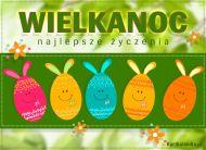 eKartki Wielkanoc Szczęśliwe jajeczka,