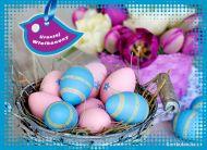eKartki Wielkanoc Uroczej Wielkanocy,