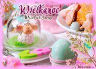 eKartki Wielkanoc Wielkanocny poczęstunek,