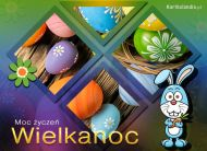 eKartki elektroniczne z tagiem: e-Kartki wielkanocne Życzenia na Wielkanoc,