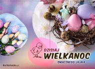 eKartki elektroniczne z tagiem: e-Kartka na Wielkanoc Dzisiaj Wielkanoc,