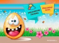 eKartki elektroniczne z tagiem: e-Kartki świąteczne Jajo na Wielkanoc,