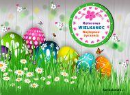 eKartki elektroniczne z tagiem: Kartki Wielkanoc online Kolorowa Wielkanoc,