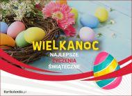 eKartki elektroniczne z tagiem: e-Kartka na Wielkanoc Najlepsze życzenia,
