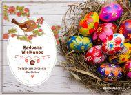 eKartki Wielkanoc Radosna Wielkanoc,