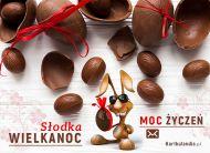 eKartki elektroniczne z tagiem: Darmowe e-Kartki Słodka Wielkanoc,