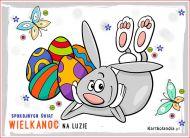eKartki Wielkanoc Wielkanoc na luzie,