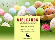eKartki elektroniczne z tagiem: e-Kartka na Wielkanoc Wielkanocna polanka,