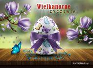 eKartki Wielkanoc Wielkanocne jajo,