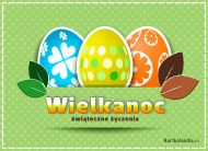 eKartki elektroniczne z tagiem: Kartki Wielkanoc online Świąteczne jajeczka!,
