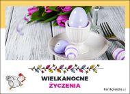 eKartki Wielkanoc Na wielkanocnym stole,