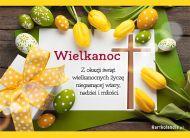eKartki Wielkanoc Wielkanocnych życzeń moc!,