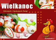 eKartki Wielkanoc Zdrowych i Spokojnych Świąt!,