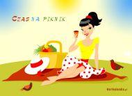 eKartki Zaproszenia Czas na piknik,
