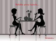 eKartki Zaproszenia Relaks przy kawie,