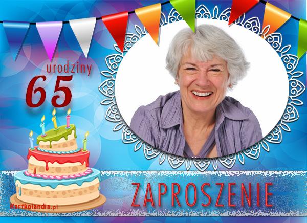 65 urodziny Seniorów