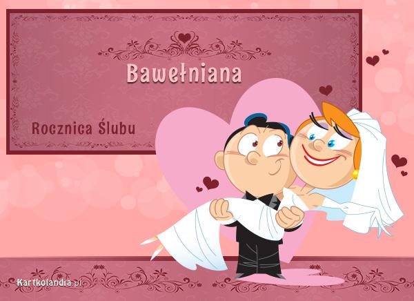 Bawełniana Rocznica Ślubu