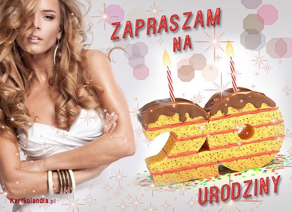 Z okazji 20 urodzin