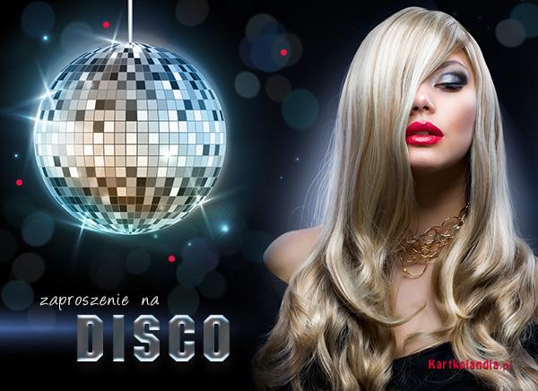 Zaproszenie na Disco