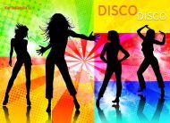 eKartki elektroniczne z tagiem: Zaproszenia na disco Disco,