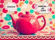 eKartki elektroniczne z tagiem: Herbata Herbatka już czeka,
