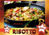 eKartki elektroniczne z tagiem: Zaproszenia na obiad Pikantne risotto,