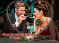 eKartki elektroniczne z tagiem: Zaproszenia na kolacjê Romantyczna kolacja we dwoje,