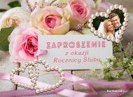 eKartki Zaproszenia Z okazji Rocznicy Ślubu,