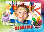eKartki Zaproszenia Moje urodziny,
