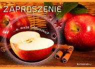 eKartki Zaproszenia Zaproszenie na owocowy deser,