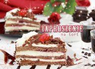 eKartki Zaproszenia Zaproszenie na tort,