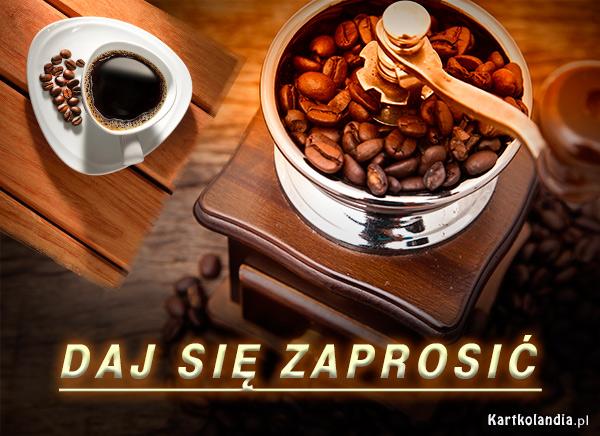 Kawowe Zaproszenie