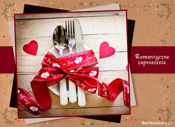 Romantyczne Zaproszenie