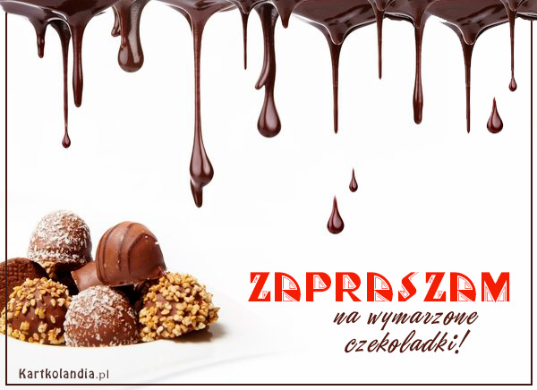 Wymarzone czekoladki